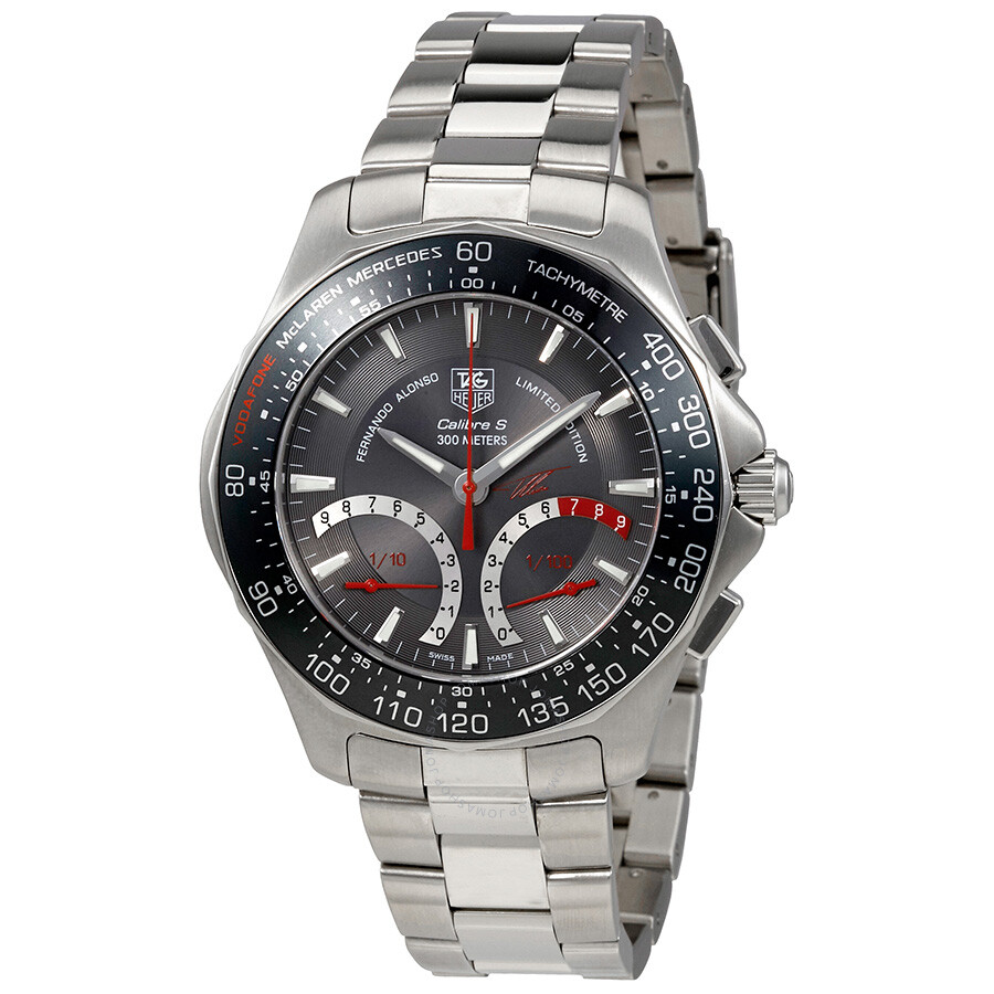 Tag heuer carrera calibre s laptimer men's watch cv7a10. Ba0795.