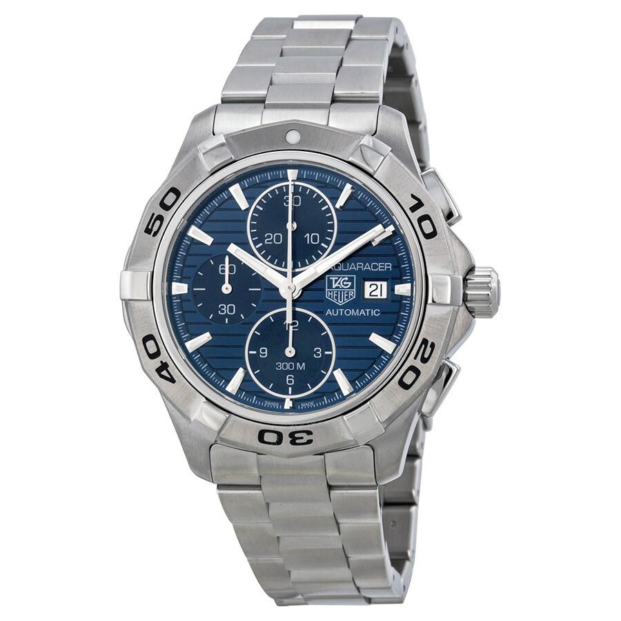 Tag Heuer Aquaracer Chronograph Men's Watch CAP2112BA0833 ...