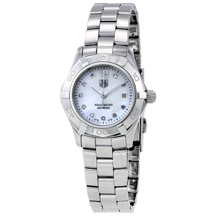 Tag Heuer Ladies Diamond Watch