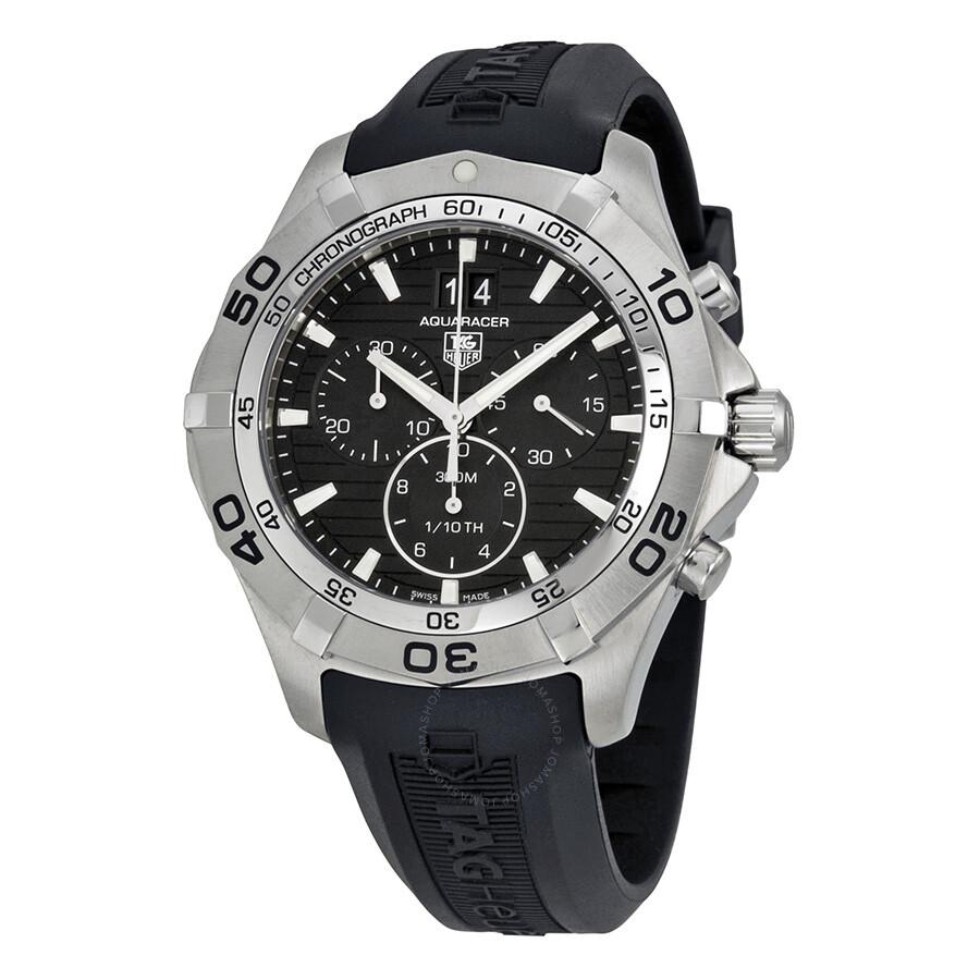 Tag heuer aquaracer grande men 39 s watch caf101eft8011 aquaracer tag heuer watches jomashop for Tag heuer aquaracer
