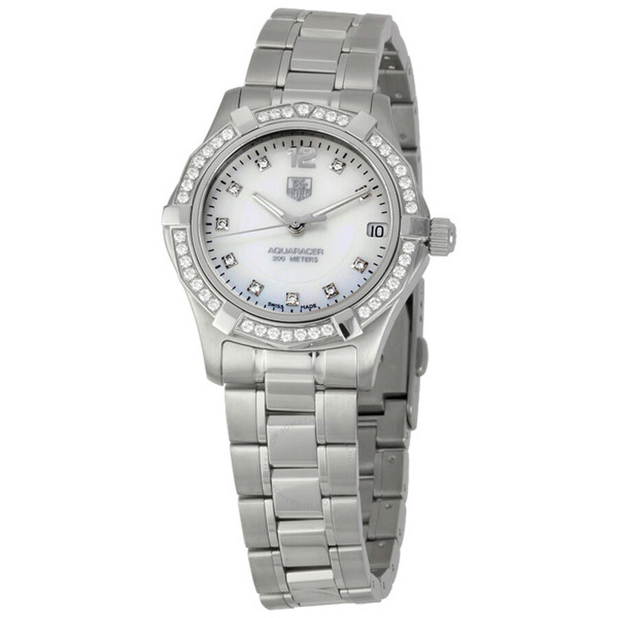 e9020f4b940 Tag Heuer Aquaracer Ladies Watch WAF1313.BA0819 - Aquaracer - Tag ...