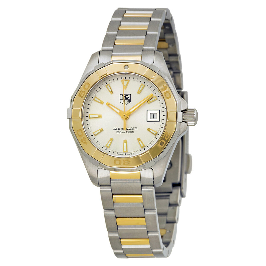 tag heuer aquaracer ladies watch way1455 bd0922 aquaracer tag heuer watches jomashop