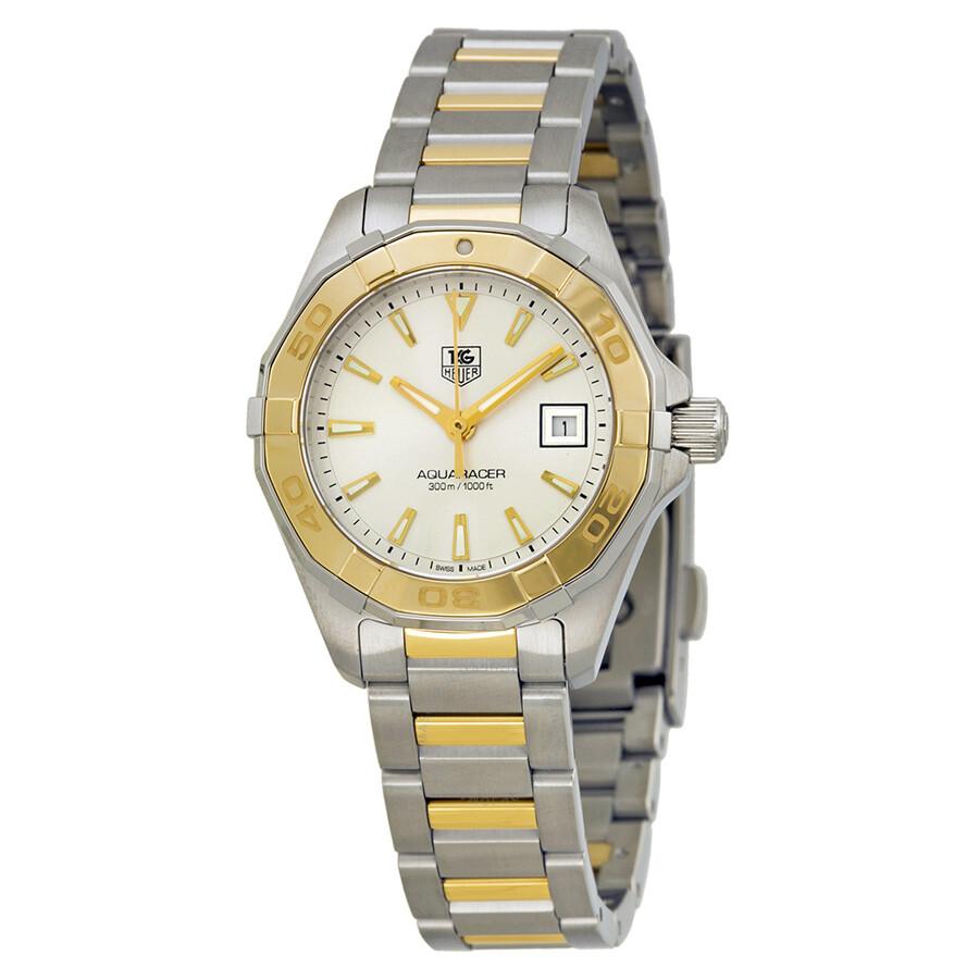 07665f69531 Tag Heuer Aquaracer Ladies Watch WAY1455.BD0922 - Aquaracer - Tag ...