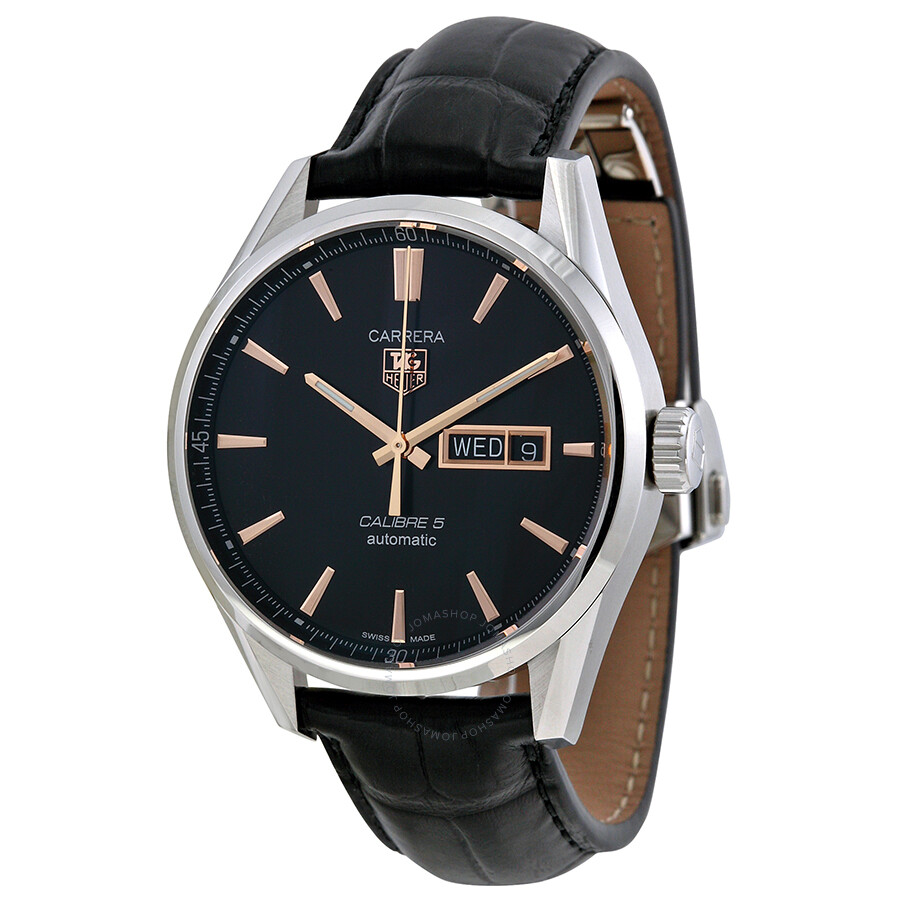 tag heuer automatic black s