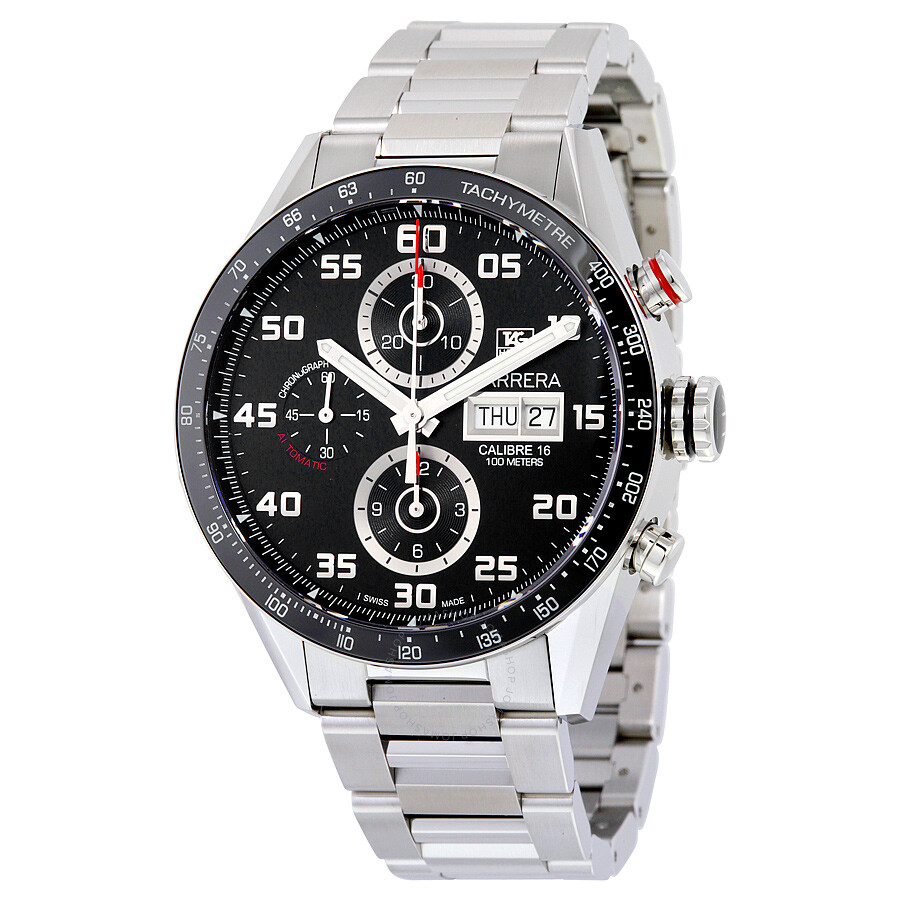 tag heuer carrera automatic chronograph men s watch cv2a1r ba0799 tag heuer carrera automatic chronograph men s watch cv2a1r