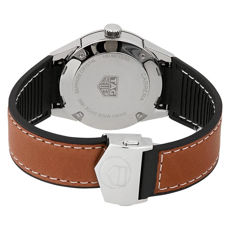 Tag Heuer Carrera Black Dial Midsize Watch Wbg1311ft6116 Pencil Case Boxes 6116 Ft6116
