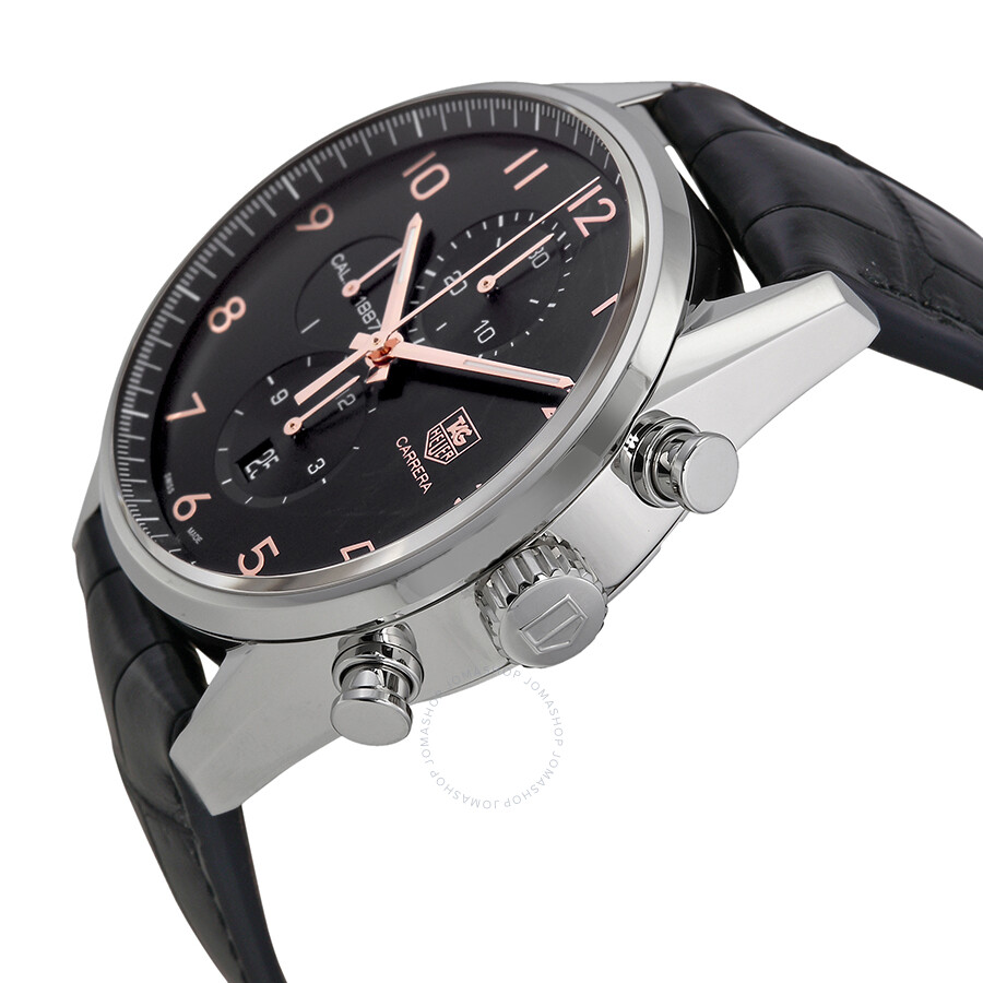cd98f20abe113 FC6235 Tag Heuer Carrera Calibre 1887 Chronograph Automatic Men s Watch  CAR2014.