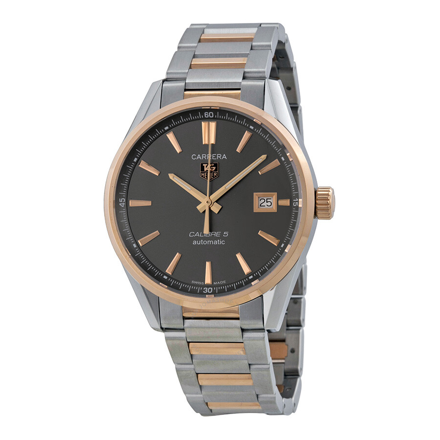 Tag Heuer Carrera Rose Gold
