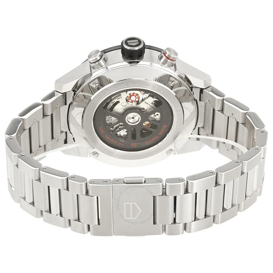 BA0703 Tag Heuer Carrera Chronograph Automatic Men s Watch CAR2A1W.BA0703 6caa29a9969