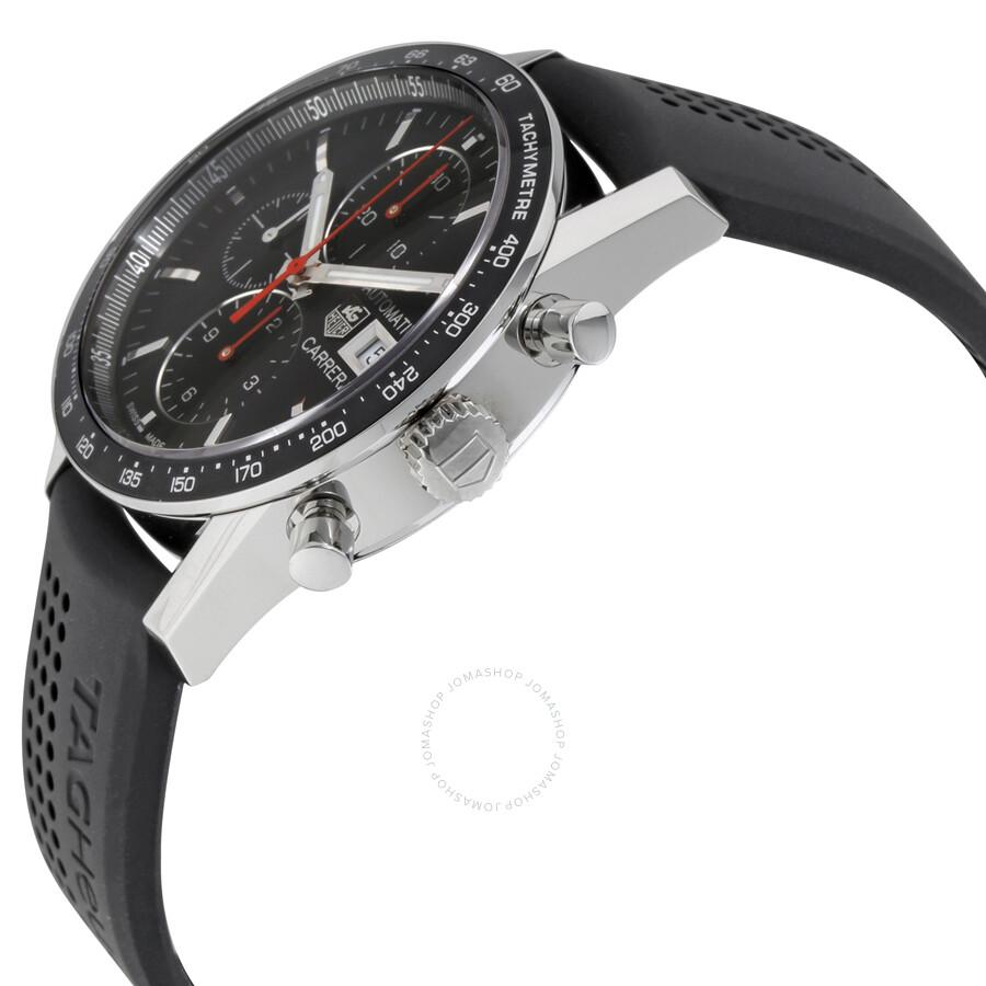 tag heuer carrera chronograph automatic men s watch cv201am ft6040 ft6040 tag heuer carrera chronograph automatic men s watch cv201am
