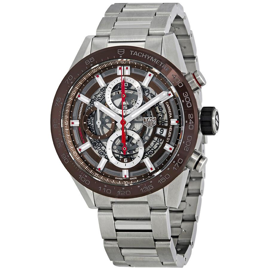 39ae721c82f15 Tag Heuer Carrera Chronograph Automatic Men s Watch CAR201U.BA0766 ...