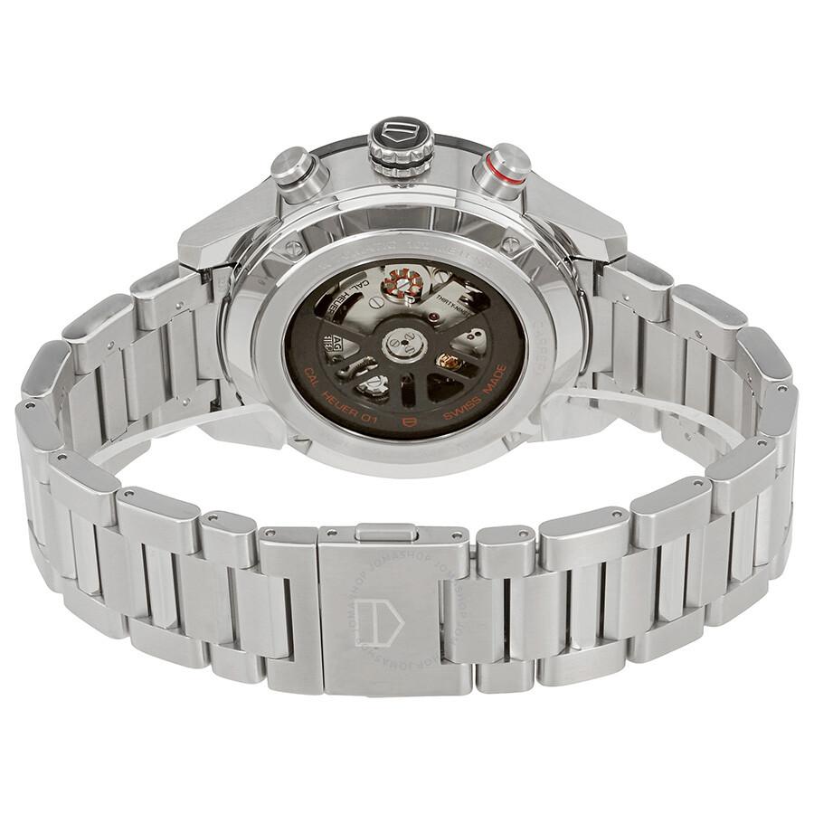 Ba0714 Tag Heuer Carrera Chronograph Automatic Men S Watch Car201w