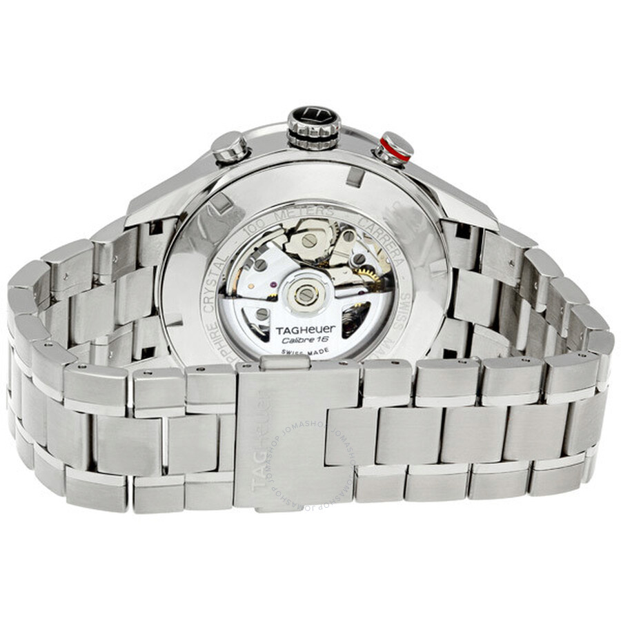 6d517f84f4be BA0796 Tag Heuer Carrera Day-Date Chronograph Men s Watch CV2A12.