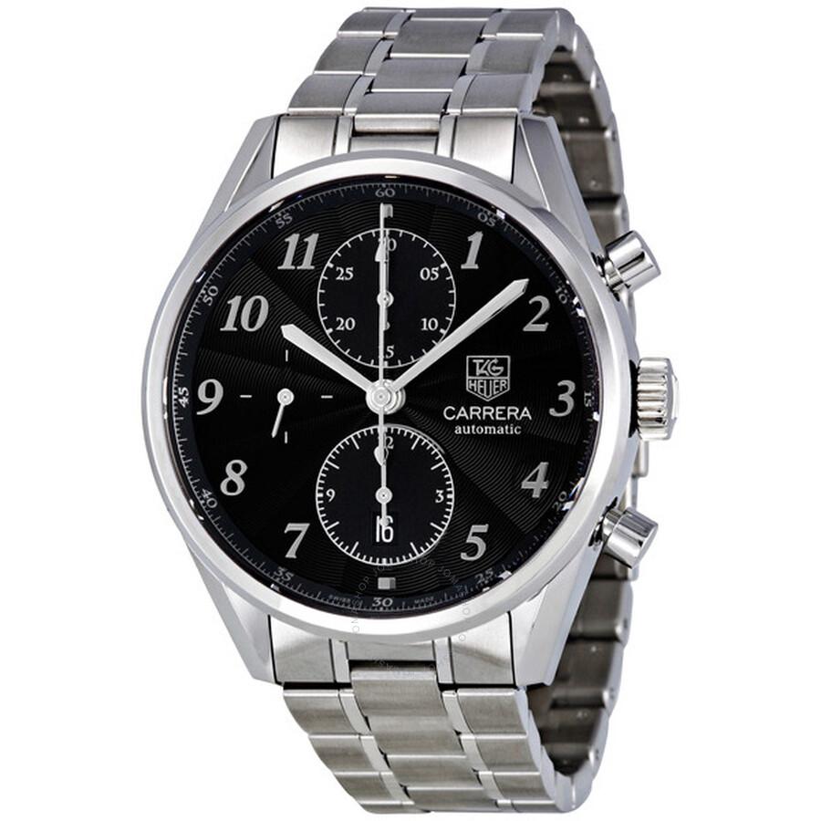 6ab256c1ac8 Tag Heuer Carrera Heritage Chronograph Men s Watch CAS2110BA0730 Item No.  CAS2110.BA0730
