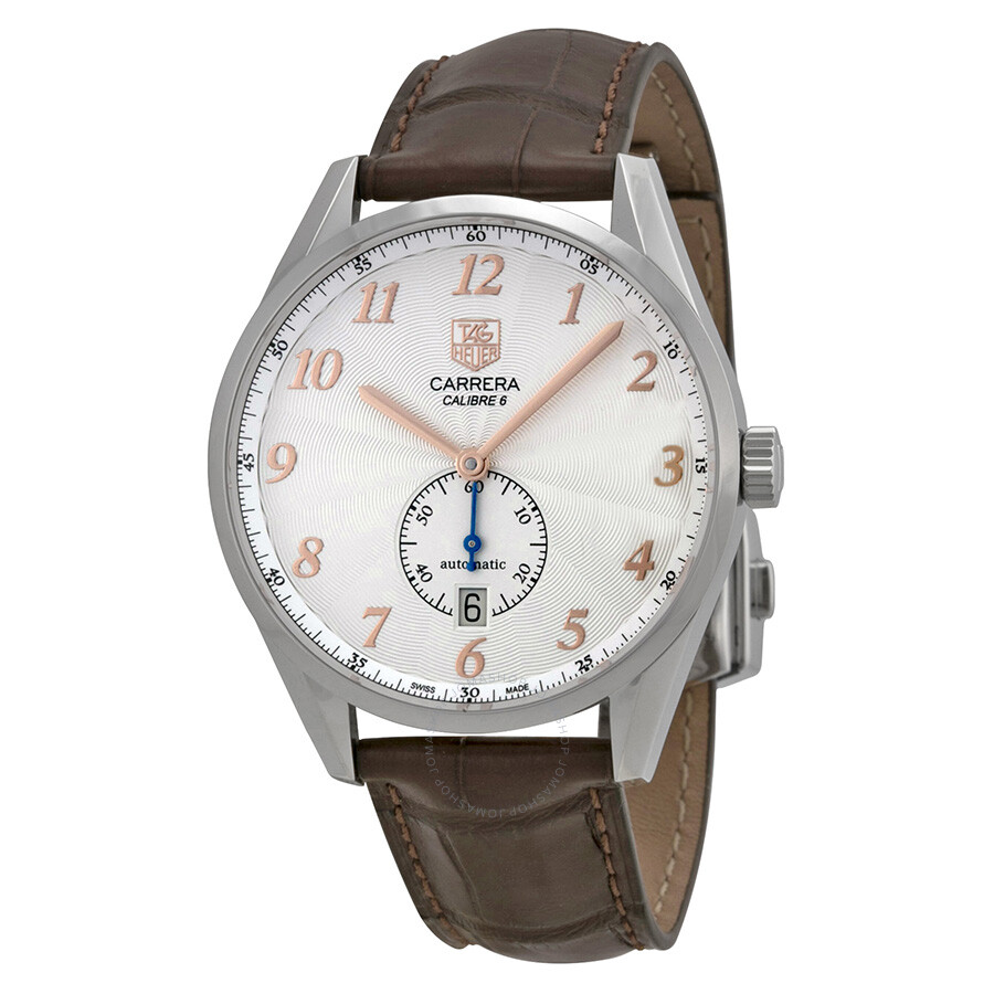 fc8a19db229 Tag Heuer Carrera Heritage Automatic Men's Watch WAS2112FC6181 Item No.  WAS2112.FC6181