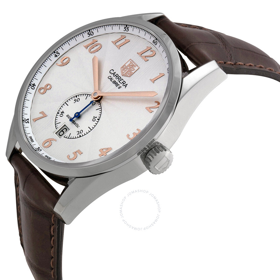 785fd86fa1d ... Tag Heuer Carrera Heritage Automatic Men's Watch WAS2112FC6181 ...