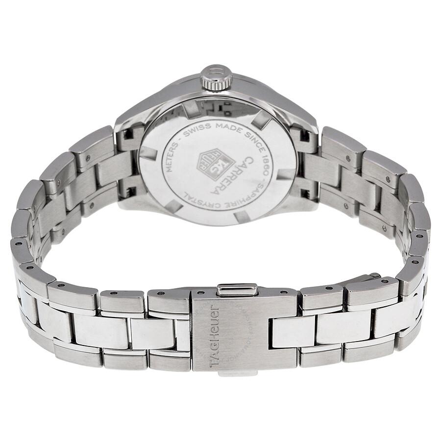 Ba0793 Tag Heuer Carrera Las Quartz Watch Wv1411