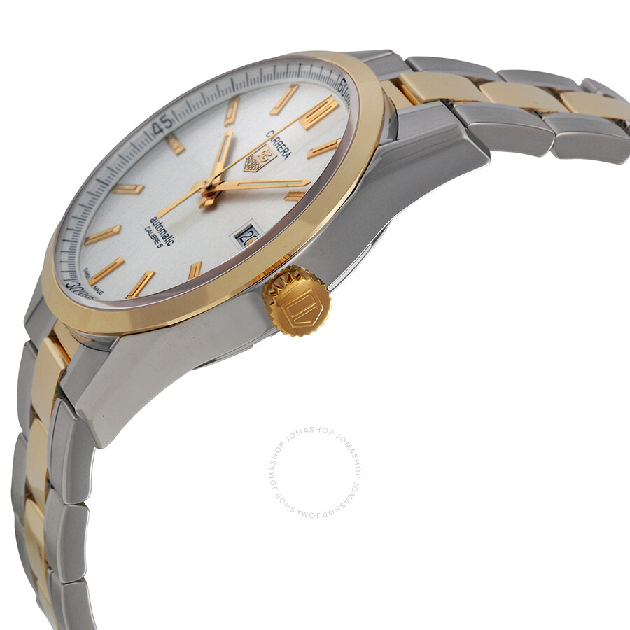Tag Heuer Carrera 18kt Yellow Gold