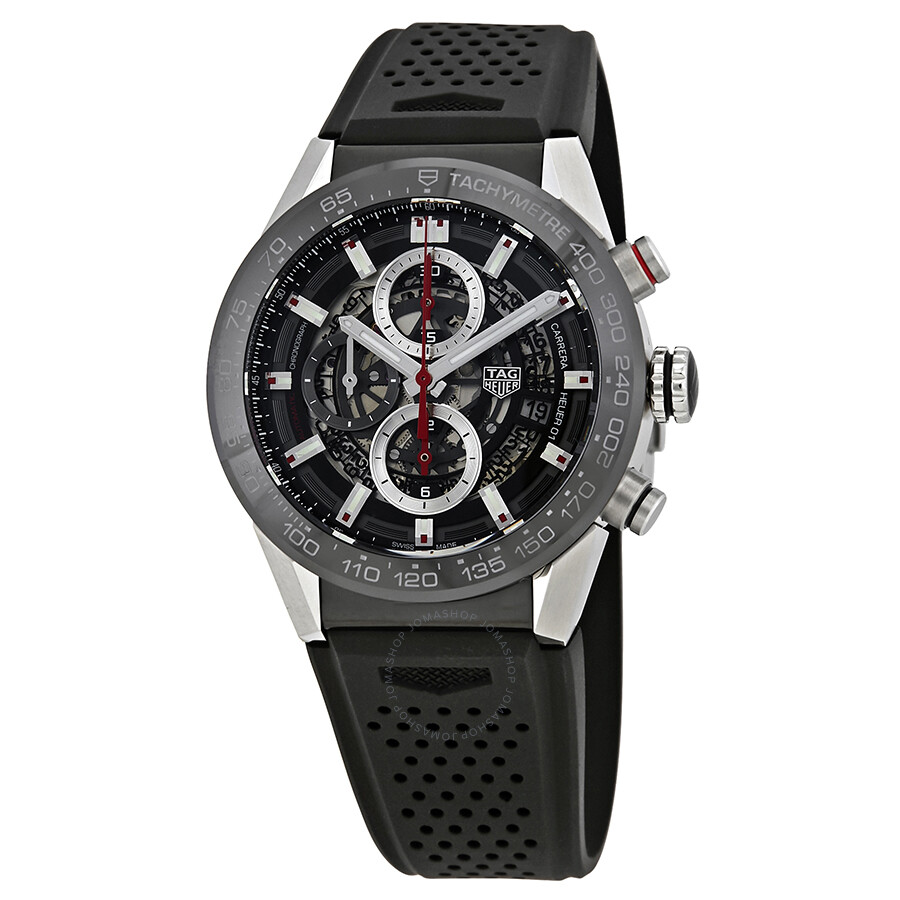 1ef3c33cea8 Tag Heuer Carrera Chronograph Automatic Men s Watch CAR201V.FT6046 ...