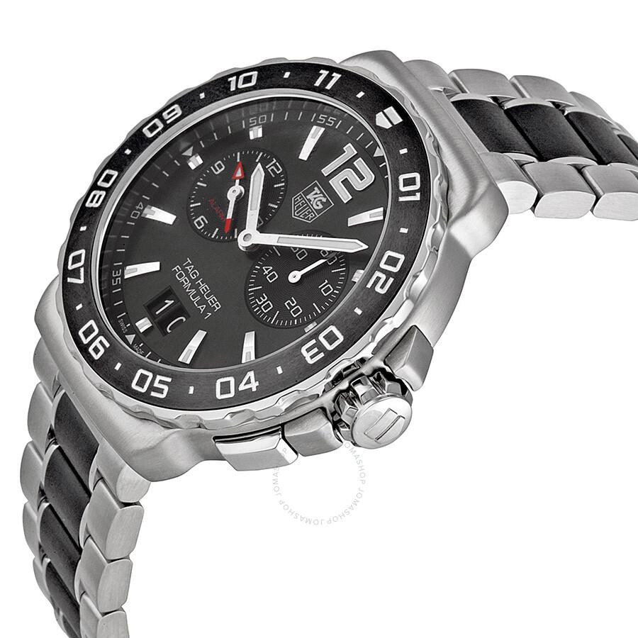 c3e060b2bb5 Tag Heuer Formula 1 Chronograph Men s Watch WAU111C.BA0869 - Formula ...