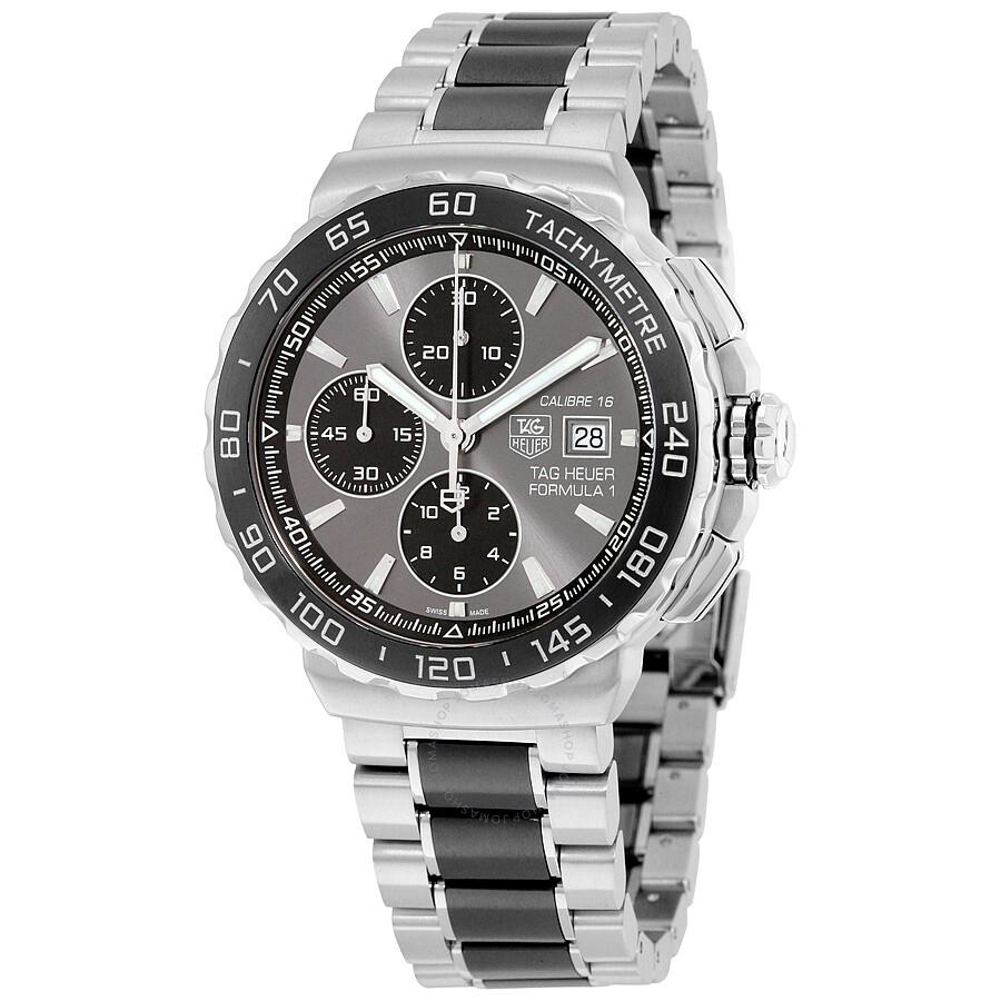 4f55c81ebf9f Tag Heuer Formula 1 Automatic Chronograph Men s Watch CAU2010.BA0873 ...