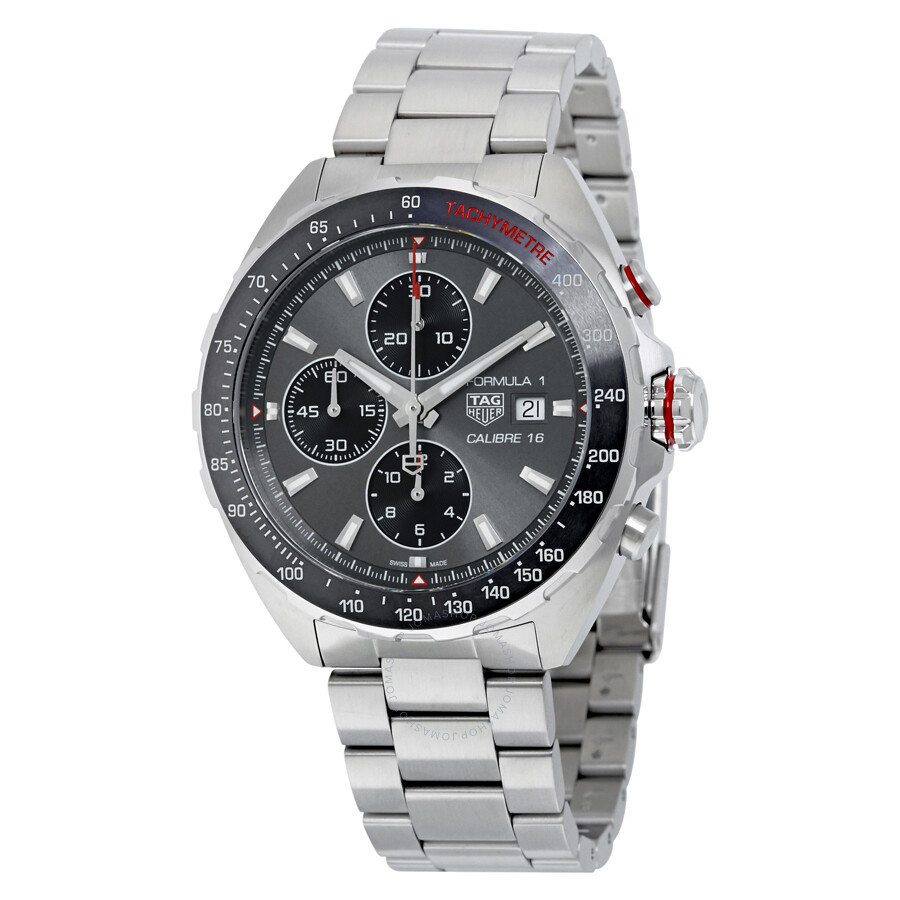 tag heuer formula 1 automatic chronograph watch caz2012. Black Bedroom Furniture Sets. Home Design Ideas