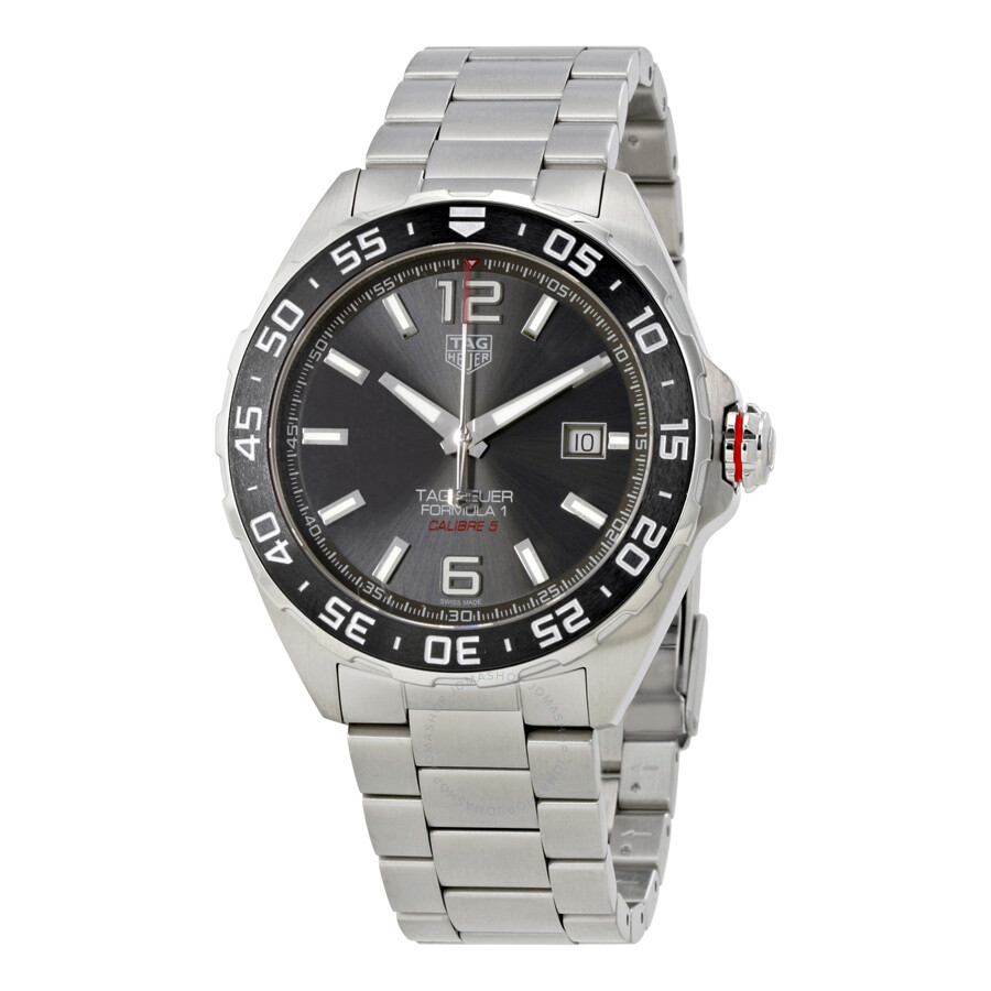 Tag heuer formula 1 automatic men 39 s watch waz2011 ba0842 formula 1 tag heuer watches for Tag heuer automatic