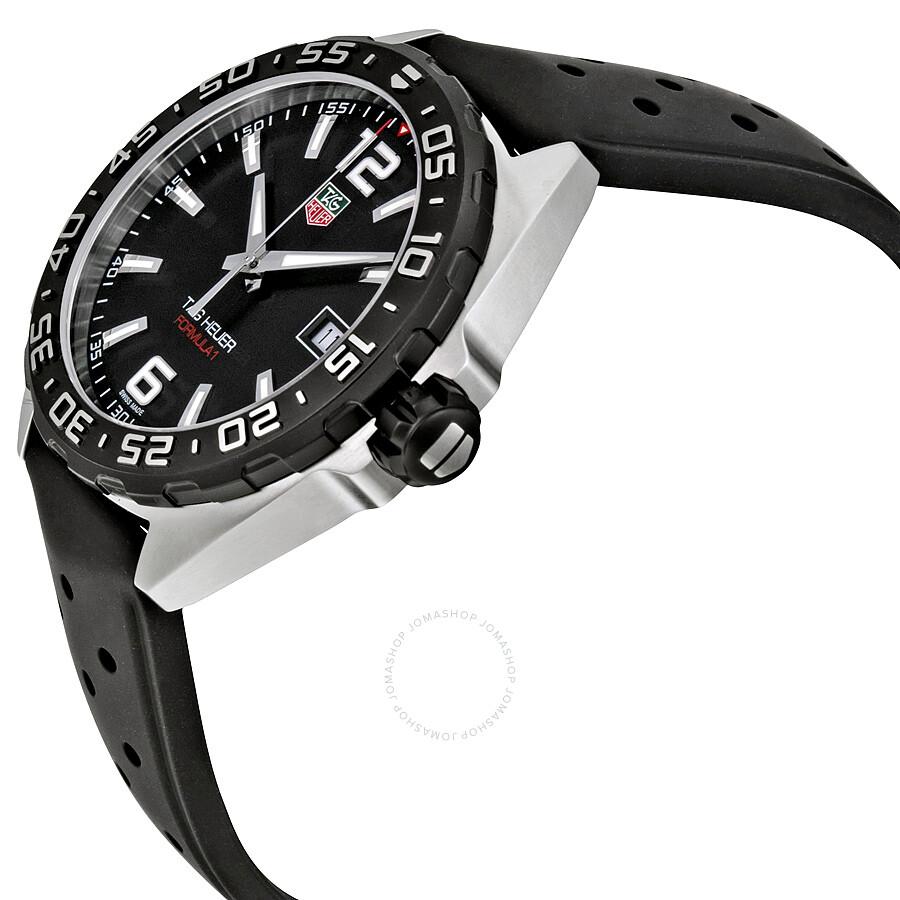 200f202585c3 Tag Heuer Formula One Black Dial Men s Watch WAZ1110.FT8023 ...