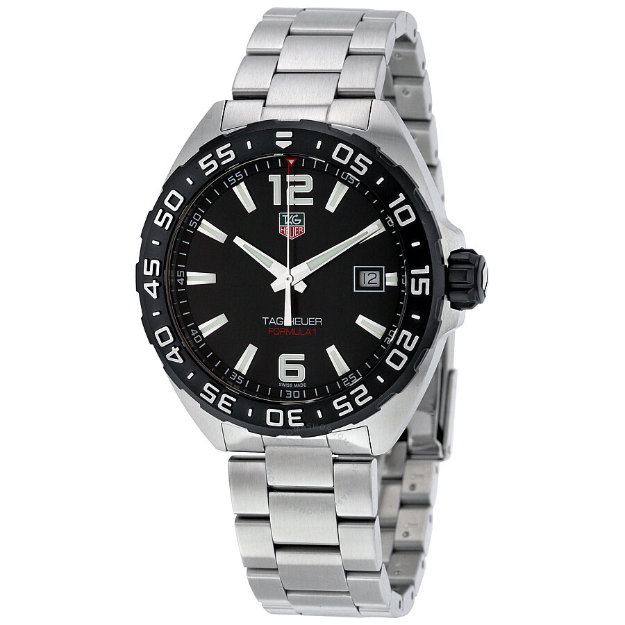 e218eed7b13 Tag Heuer Formula 1 Black Dial Men s Watch