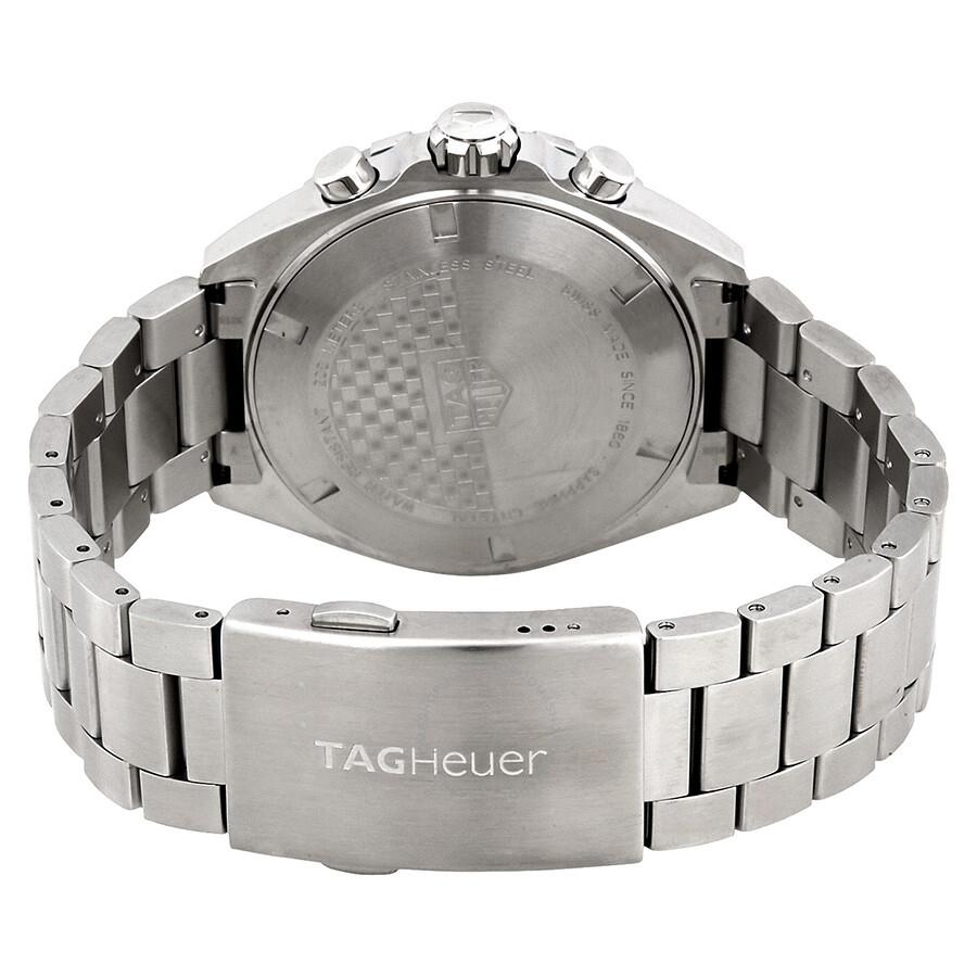 0e843b43072 BA0842 Tag Heuer Formula 1 Chronograph Blue Dial Men's Watch CAZ1014.BA0842