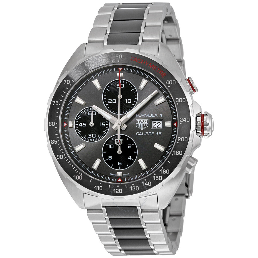 tag heuer formula 1 chronograph men 39 s watch caz2012 ba0970. Black Bedroom Furniture Sets. Home Design Ideas