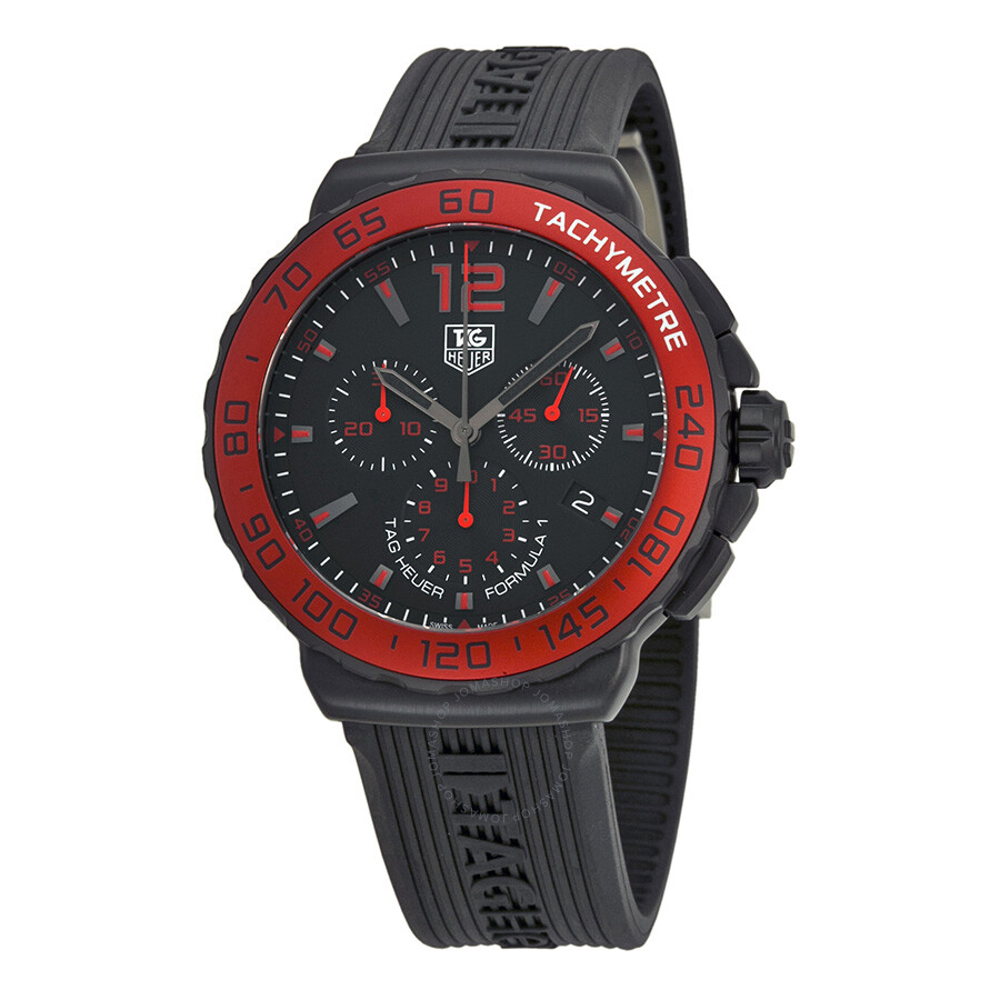 bb970afb83f Tag Heuer Formula One Chronograph Black Dial Men s Watch CAU1117.FT6024  Item No. CAU1117.FT6024
