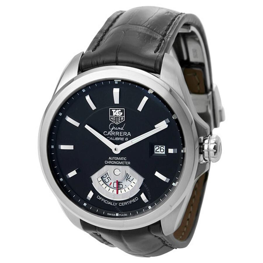 538d89529a3a Tag Heuer Grand Carrera Automatic Chrono Men s Watch WAV511A.FC6224 ...