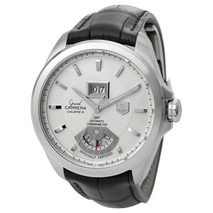 Tag Heuer Grand Carrera Automatic Chronometer Men s Watch WAV5112 ... f2901608de1