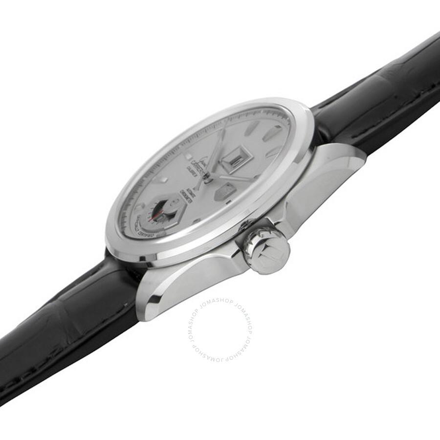 FC6225 Tag Heuer Grand Carrera Automatic Chronometer Men s Watch WAV5112. fc3ae0efc04