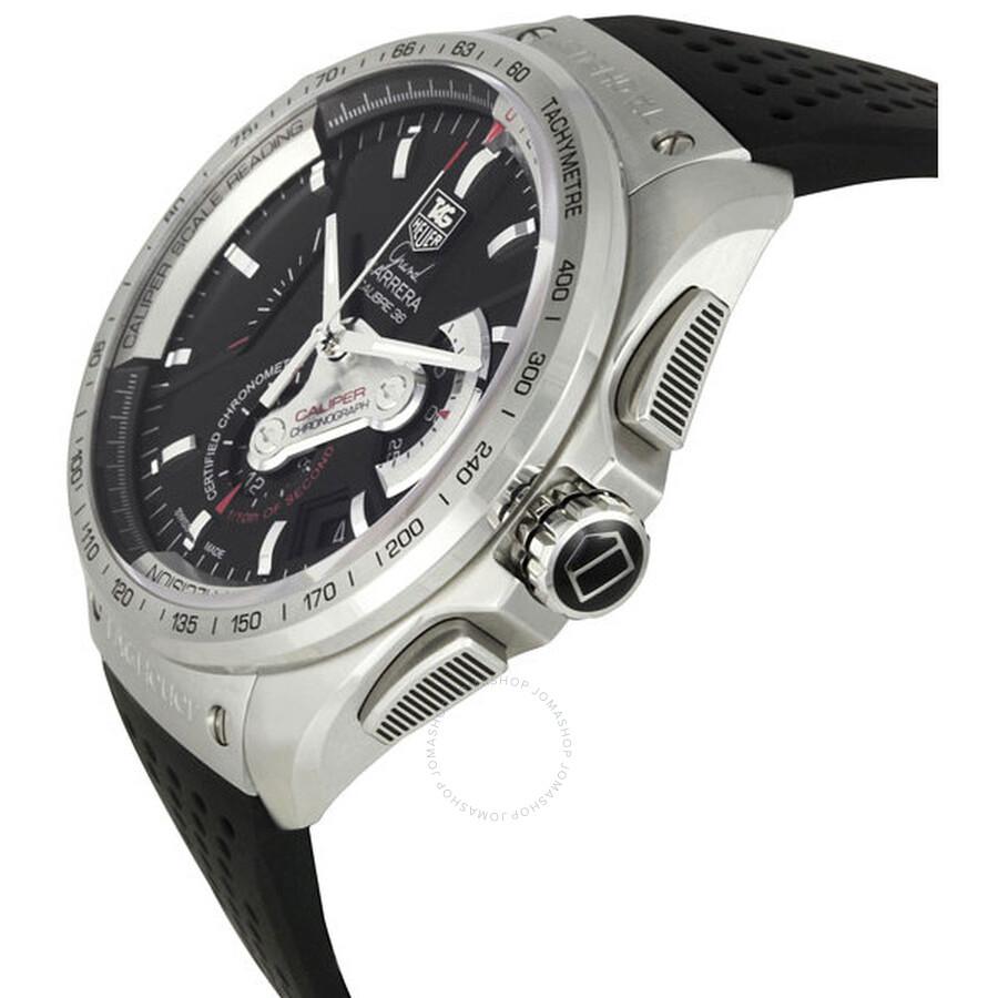 49b15c908b6 TAG Heuer Grand Carrera Calibre 36 RS Men's Watch CAV5115.FT6019 ...