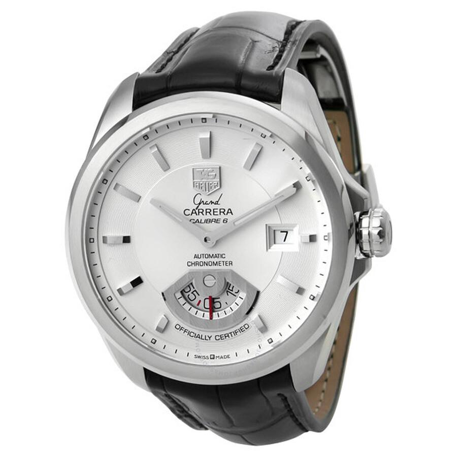 56a4a35e58d Tag Heuer Grand Carrera Calibre 6 Men's Watch WAV511B.FC6224 ...