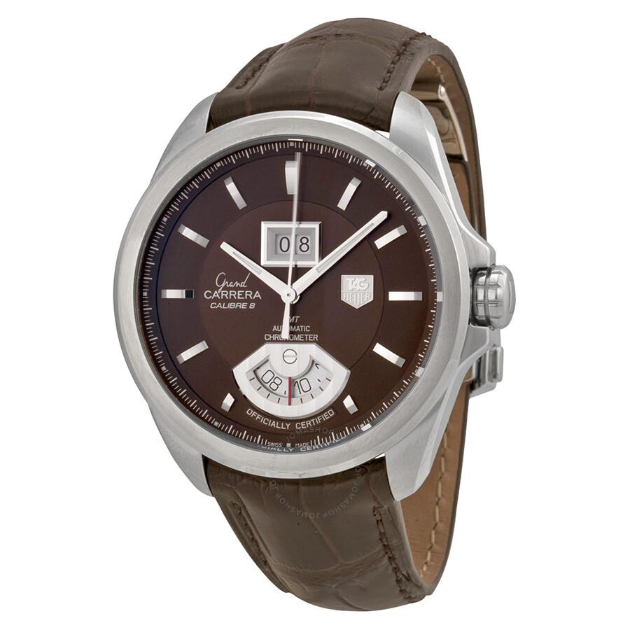 8cc236bca446 Tag Heuer Grand Carrera Chronometer Men s Watch WAV5113.FC6231 ...