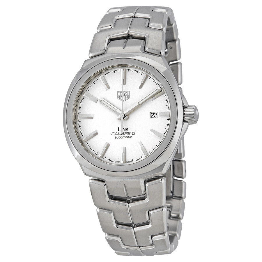 06cb9e34ad5 Tag Heuer Link Automatic Men s Watch WBC2111.BA0603 - Link - Tag ...