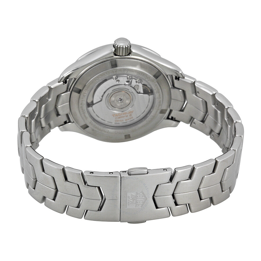 tag heuer link calibre 6 automatic bracelet men 39 s watch wat2111ba0950 link tag heuer