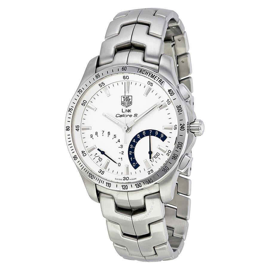 Tag heuer link calibre s men 39 s watch cjf7111 ba0592 link tag heuer watches jomashop for Tag heuer d link