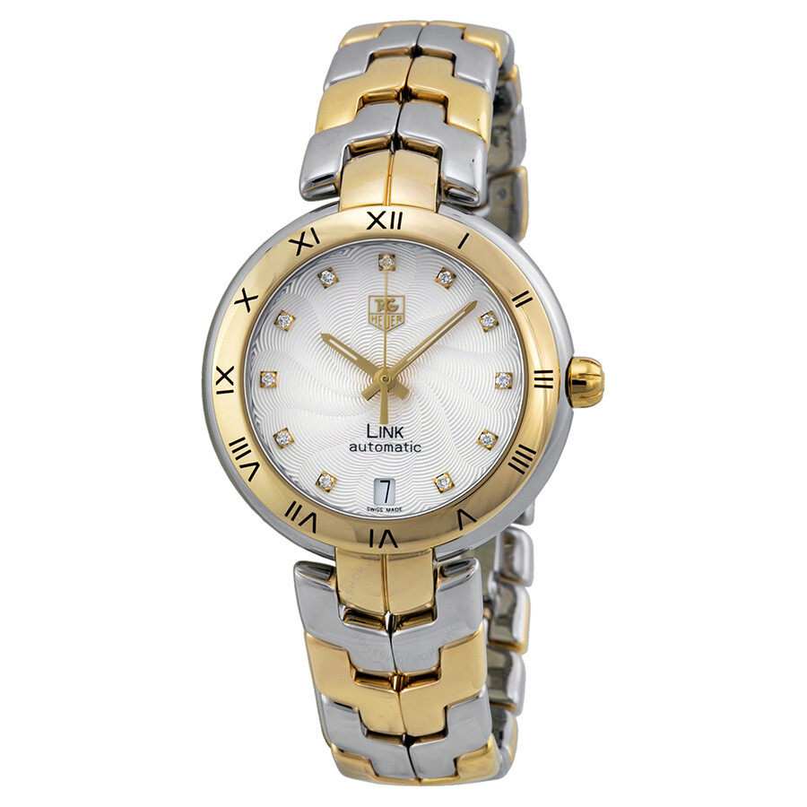 Tag Heuer Link Gold