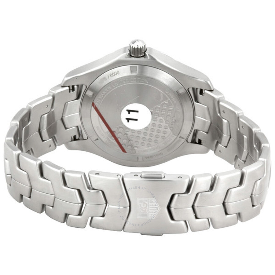 Tag heuer link tiger woods limited edition.