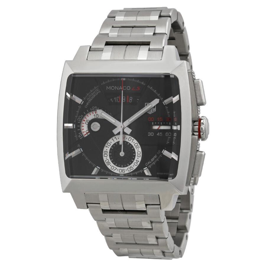 58d2e13e4e9 TAG Heuer Monaco Calibre 12 Men's Watch CAL2110.BA0781 - Monaco ...