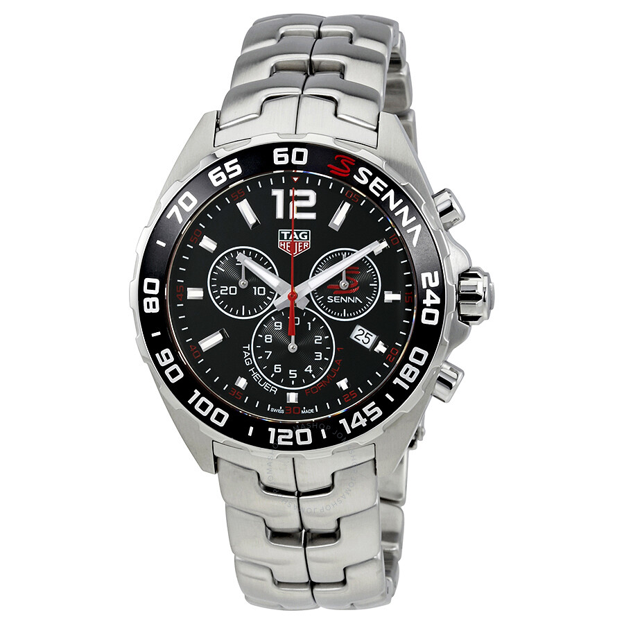 tag heuer senna chronograph men 39 s watch caz1015 ba0883. Black Bedroom Furniture Sets. Home Design Ideas