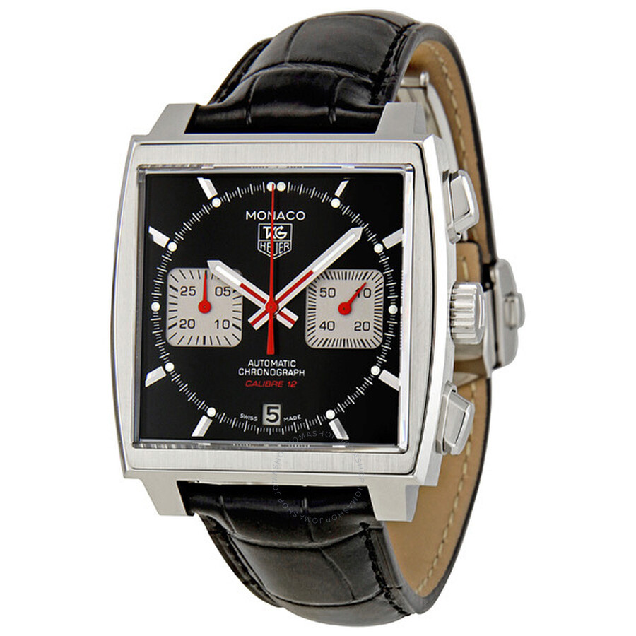 tag heuer steve mcqueen edition monaco men 39 s watch caw2114 fc6177 monaco tag heuer watches. Black Bedroom Furniture Sets. Home Design Ideas
