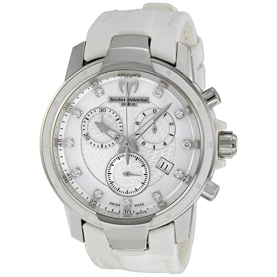 Technomarine Uf Diamond Watch