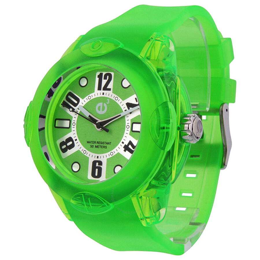 tendence rainbow green men s watch 2013042 tendence watches tendence rainbow green men s watch 2013042