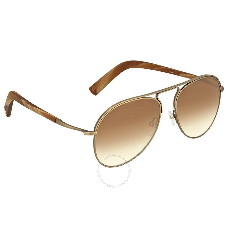 1c55280b9a050 Tom Ford Cody Brown Gradient Aviator Sunglasses - Tom Ford ...