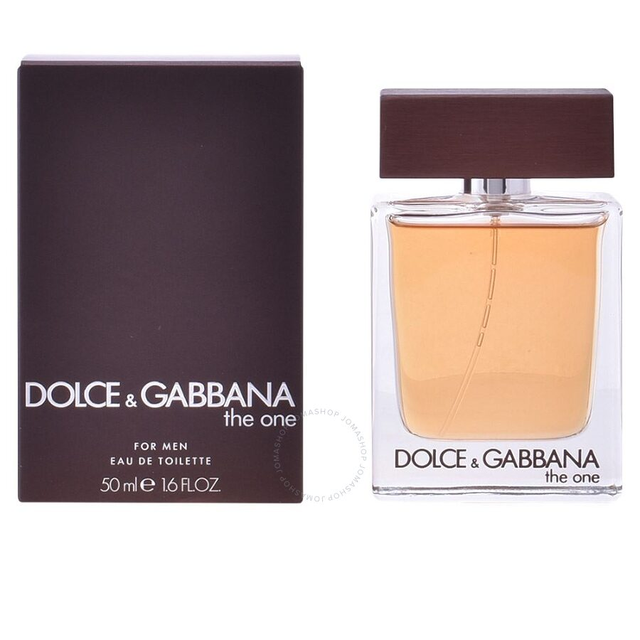 Dolce and Gabbana The One Men   Dolce and Gabbana EDT Spray 1.7 oz (50 ml)  (m) Item No. THOMTS17B-A dab7c222564